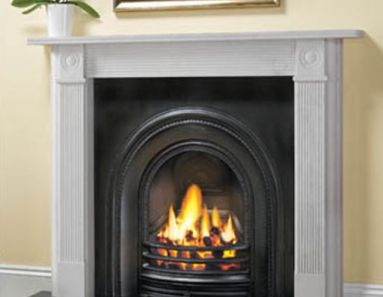 Iron Fireplaces