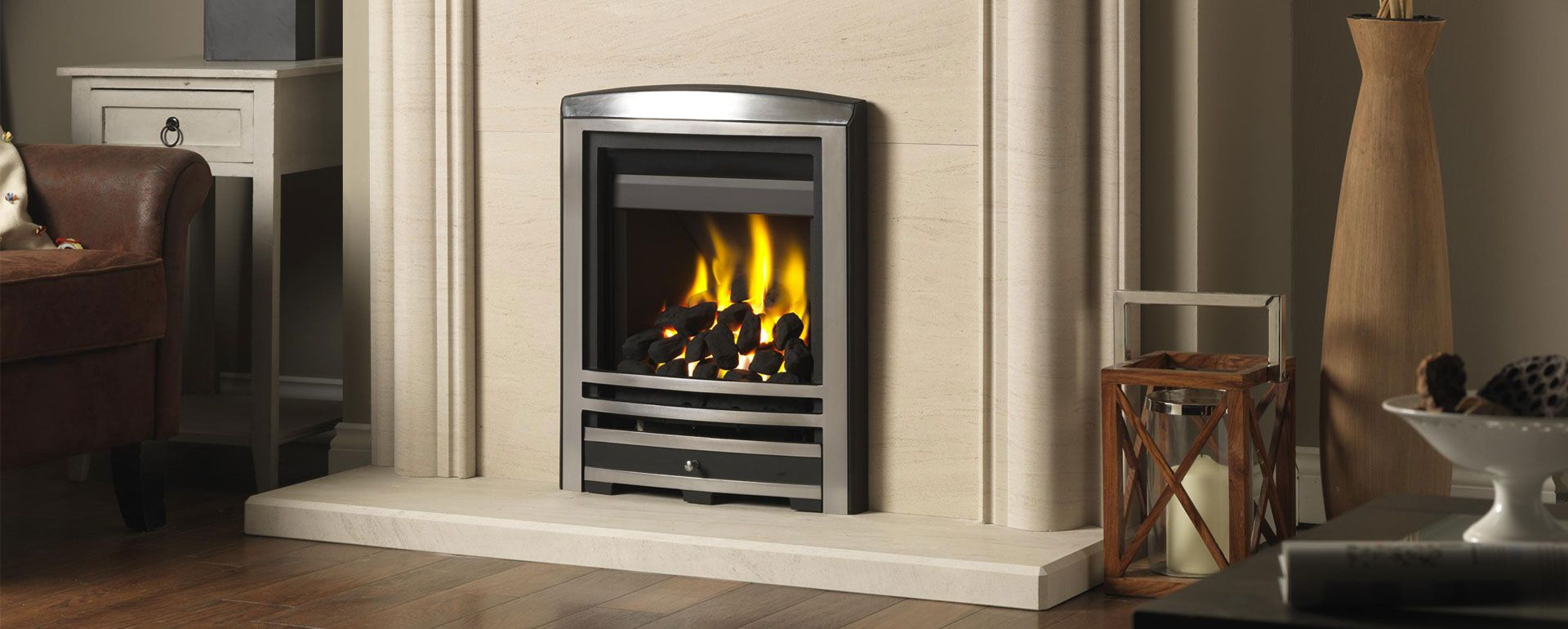 Fireplaces & Stoves in Stafford